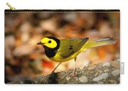 Hooded Warbler - Img 9352-003 Carry-all Pouch