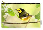 Hooded Warbler - Img_9274-009 Carry-all Pouch