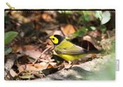 Hooded Warbler - Img_9349-001 Carry-all Pouch