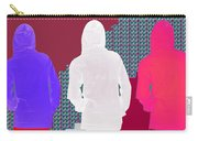 Hoodie Gang Graffiti Fashion Background Designs  And Color Tones N Color Shades Available For Downlo Carry-all Pouch