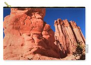 Hoodoo And Towers Carry-all Pouch