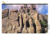 Hoodoo In The Superstition Mountains Carry-all Pouch