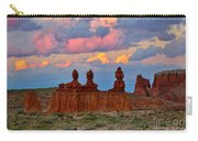 Hoodoo Storm Carry-all Pouch by Marty Fancy
