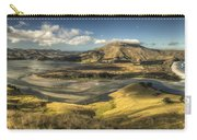 Hoopers Inlet And Cape Saunders New Carry-all Pouch