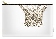 Hoops Anyone Carry-all Pouch by Karol Livote