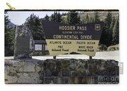Hoosier Pass Carry-all Pouch