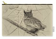 Hootie Carry-all Pouch