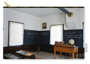Hoover Historic Site Schoolhouse Classroom Carry-all Pouch