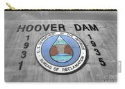 Hoover Logo  Carry-all Pouch