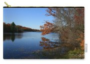Hopeville Autumn Reflections     Carry-all Pouch