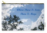 Hope Carry-all Pouch by Aimee L Maher Photography and Art Visit ALMGallerydotcom