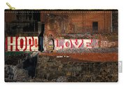 Hope Love Lovelife Carry-all Pouch