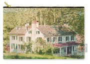 Hopewell Furnace In Pennsylvania Carry-all Pouch