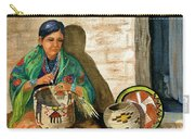 Hopi Basket Weaver Carry-all Pouch