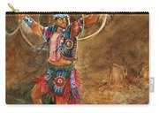 Hopi Hoop Dancer Carry-all Pouch