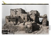 Hopi Hilltop Indian Dwelling 1920 Carry-all Pouch