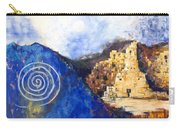 Hopi Spirit Carry-all Pouch by Jerry McElroy