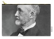 Horace White (1834-1916) Carry-all Pouch