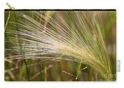 Hordeum Jubatum Grass Carry-all Pouch