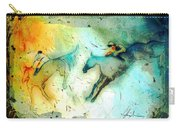 Horse Racing 02 Madness Carry-all Pouch