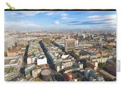 Horizontal Aerial View Of Berlin Carry-all Pouch