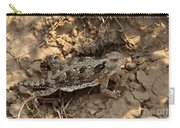 Horned Lizard   #8888 Carry-all Pouch