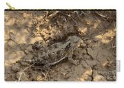 Horned Lizard   #8903 Carry-all Pouch