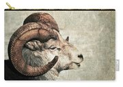 Horned Carry-all Pouch by Priska Wettstein