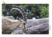Horned Sheep Carry-all Pouch