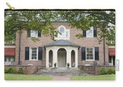 Hornsby House Inn Yorktown Carry-all Pouch by Teresa Mucha