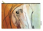 Horse 3 Carry-all Pouch