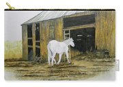 Horse And Barn Carry-all Pouch