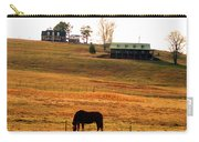 Horse And Farm By Jan Marvin Carry-all Pouch