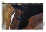 horse - Apple copper Carry-all Pouch