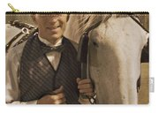 Horse Carriage Driver 1 Carry-all Pouch
