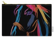 Horse-colour Me Beautiful Carry-all Pouch