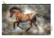 Horse Carry-all Pouch by Daniel Eskridge