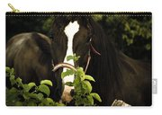 Horse Fence Carry-all Pouch