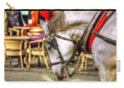 Horse In Cracow Carry-all Pouch