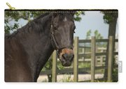 Horse In Spring Carry-all Pouch