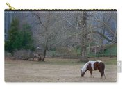 Horse In The Mist Carry-all Pouch