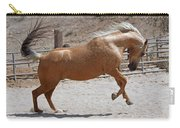 Horse Jumping Carry-all Pouch
