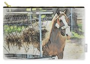 Horse N Hay Carry-all Pouch