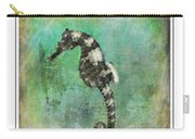 Horse Of The Sea Carry-all Pouch