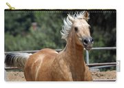 Horse On The Run Carry-all Pouch