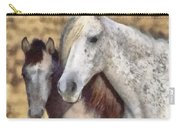 Horse One Carry-all Pouch