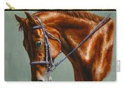 Horse Painting - Focus Carry-all Pouch