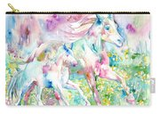 Horse Painting.17 Carry-all Pouch
