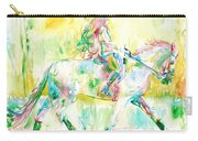 Horse Painting.19 Carry-all Pouch