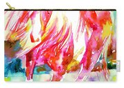 Horse Painting.22 Carry-all Pouch